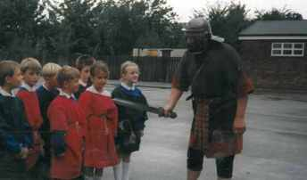 Year 3 Roman Day 1999.