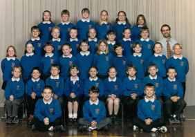 Mr Wright's Class 2000.