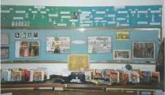 A Tudor/Stuart display in 1992.