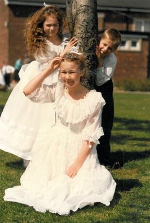May Queen 1991.