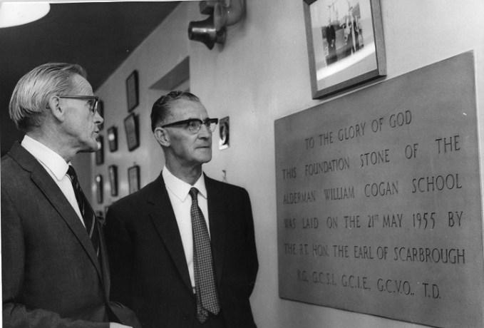 Mr S. Showman, Head - 1967.
