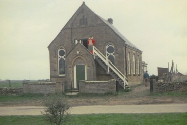 Residential visit to Silpho - 1980's.