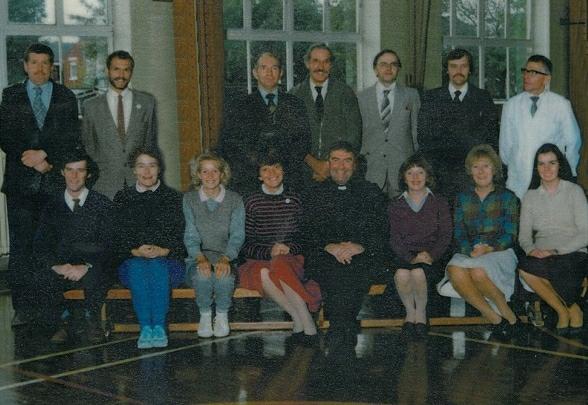 Staff 1985.