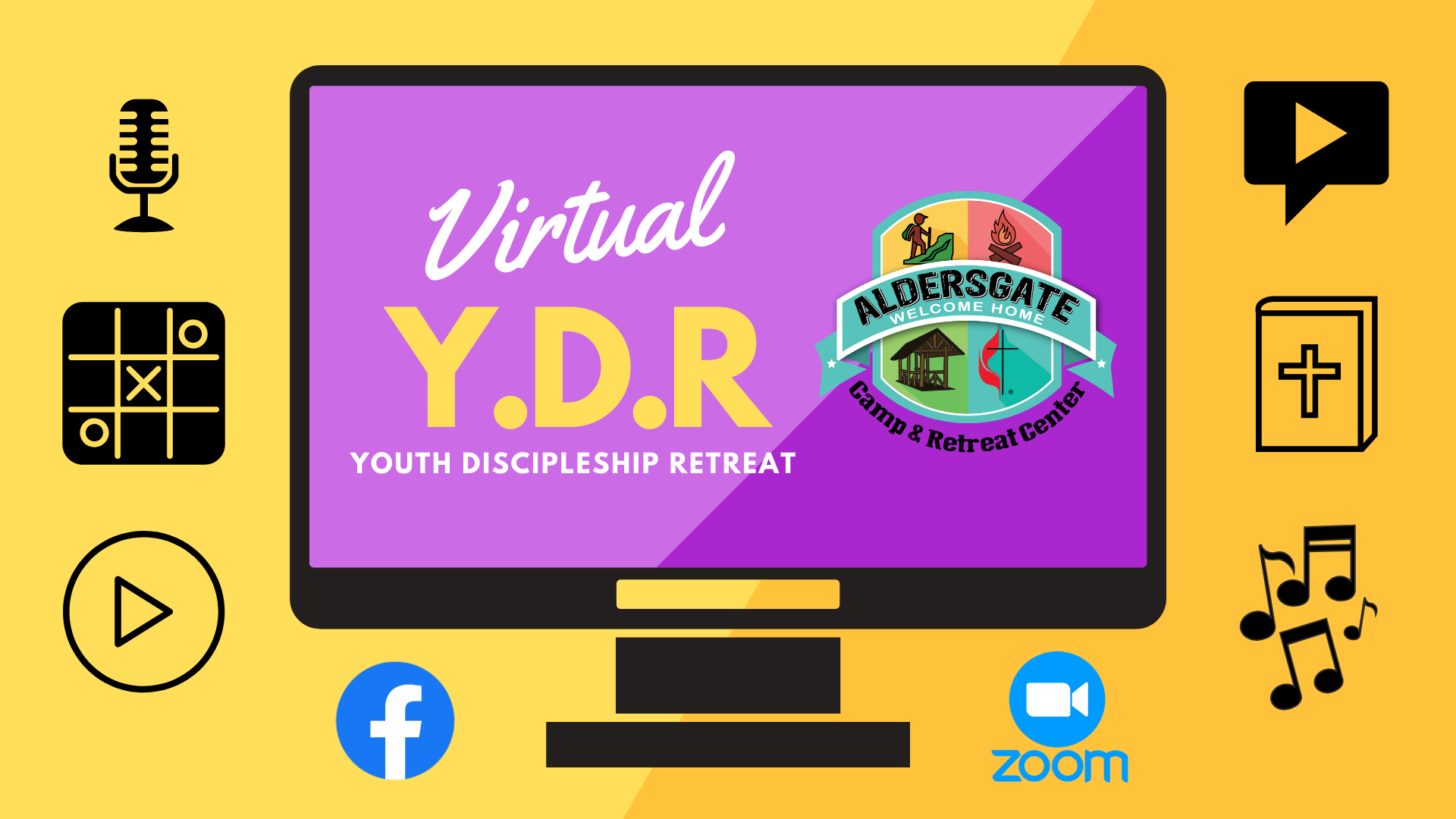 Virtual YDR: Ministry in the Time of Isolation
