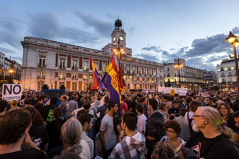 Protestas 15M