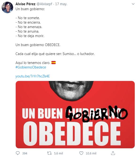 Captura Alvise Twitter Salamanca