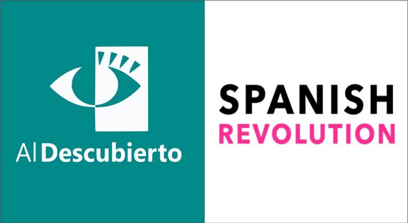 Colaboración Al Descubierto y Spanish Revolution