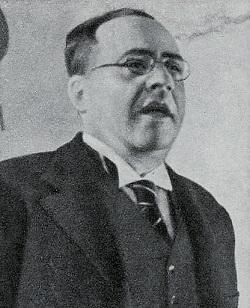 Juan Negrín.   Autor: Desconocido    Fecha: Antes de 1939    Licencia: Dominio público en Rusia de acuerdo al Artículo 6 de la ley No. 231-FZ     Fuente: Wikipedia