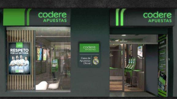 Casa de apuestas Codere. Autor: Olmo Calvo, 16/09/2019. Fuente: elDiario.es (CC BY-NC 2.0.)
