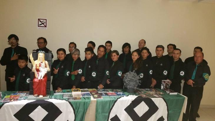 Movimiento Veganista en el Perversiones ideológicas. Segundo Encuentro Nacional 2017, Cochabamba, Bolivia. Autor: Movimiento Veganista. Fuente: Wikimedia Commons. (CC BY-SA 2.0.)