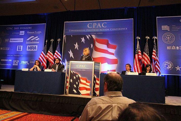 Conferencia Política Conservadora (CPAC), día 1. Autor: Mark Taylor. Fuente: Flickr (CC BY 2.0)