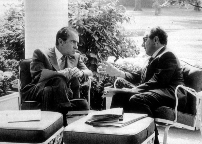 Conversación entre el Presidente Richard Nixon y el secretario Henry Kissinger sobre Allende. Autor: National Security Archive, 1970. Fuente: nsarchive.gwu.edu