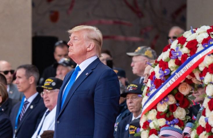 Donald Trump, el todavía presidente de EEUU. Autor: The White House, 06/06/2019. Fuente: Flickr