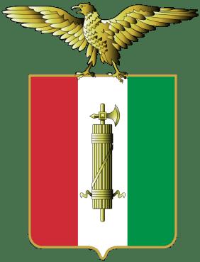 Logotipo del Partido Nacional Fascista.