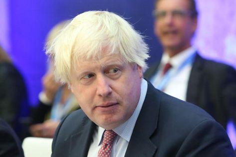 Recorte de Boris Johnson, reunido con encargados de política internacional de Reino Unido. Autor: Annika Haas (EU2017EE Estonian Presidency, 7/10/ 2017, 14:49. Fuente: Flickr (CC BY 2.0)