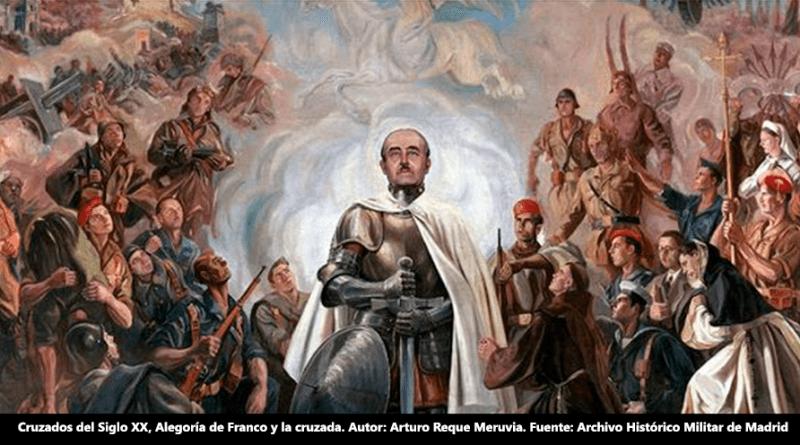 Religión católica y su relación con la ultraderecha española