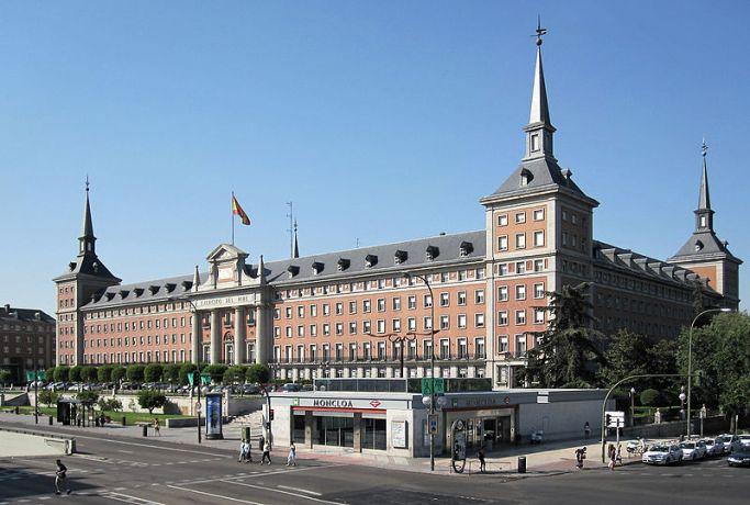Ejército del Aire, Moncloa, Madrid, España. Autor: Xauxa Håkan Svensson, 20/08/2009. Fuente: Wikimedia Commons. (CC BY-SA 3.0). Fiscalía