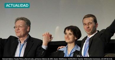 """El partido ultraderechista Alternativa para Alemania en vigilancia por """"amenaza potencial a la democracia"""""""