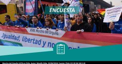 Encuesta: 'Ley Trans': ¿a favor o en contra?