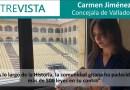 """Carmen Jiménez Borja: """"A lo largo de la Historia, la comunidad gitana ha padecido más de 500 leyes en su contra"""""""