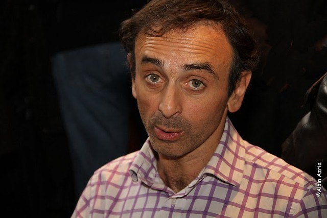 Eric Zemmour. Autor: Fondation France Israel, 29/06/2011. Fuente: Flickr(CC BY-ND 2.0)