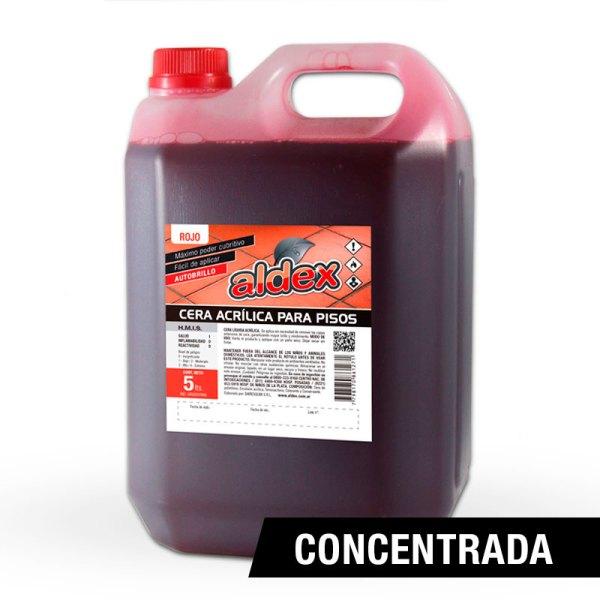 Cera-acrilica-conc-roja-x5L