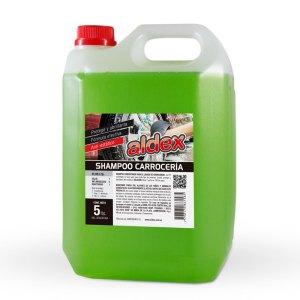 Shampoo para autos, carrocería Aldex x 5L.