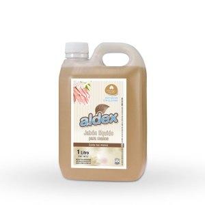 Jabón líquido para manos Aldex x 1L.