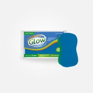 Esponja de baño Scutum - GLOW.