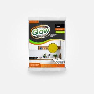 Paño amarillo para cocinas Lucida - GLOW.