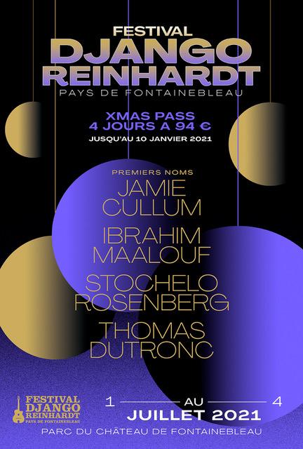 programme festival Django Reinhardt