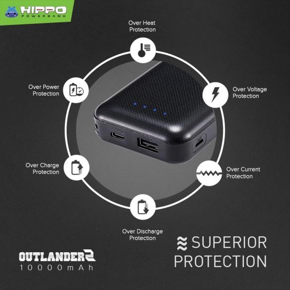 Hippo Outlander 2 Superior Proctection