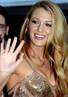 Blake Lively la rubia hot