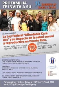 El Affordable Care Act y su impacto en Puerto Rico