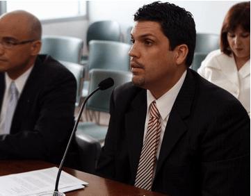 Pedro Rúa Jovet, presidente de la Corporación de Puerto Rico para la Difusión Pública