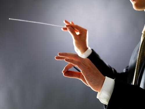 música conductor