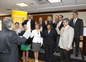 Juez Presidente toma juramento a la Junta de Directores de la Asociación de Productos de Puerto Rico