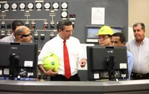 Inauguran nuevas unidades que utilizarán gas natural en Planta Costa Sur