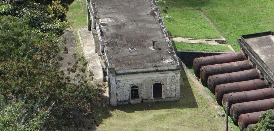 Antiguo Acueducto del Río Piedras