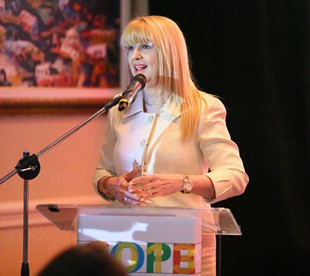 Directora de Tribunales destaca apertura y la transparencia de la Rama Judicial en foro de la ASPPRO