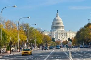 Washington DC, Capitolio