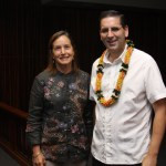 Profesora Sherry Broder (University of Hawai'i) y Hon. Gustavo A. Gelpí