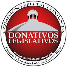 Donativos Legislativos