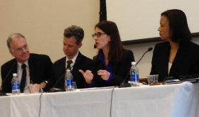 Juristas puertorriqueños reflexionan en Harvard sobre casos insulares