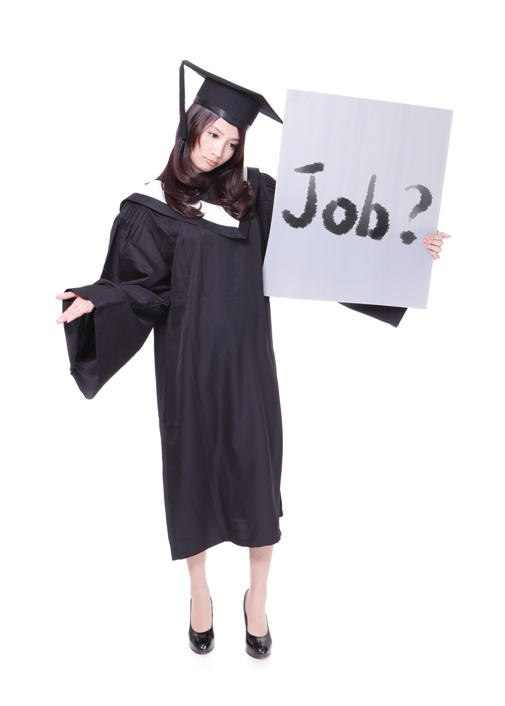 Empleos para jóvenes que hayan terminado estudios universitarios
