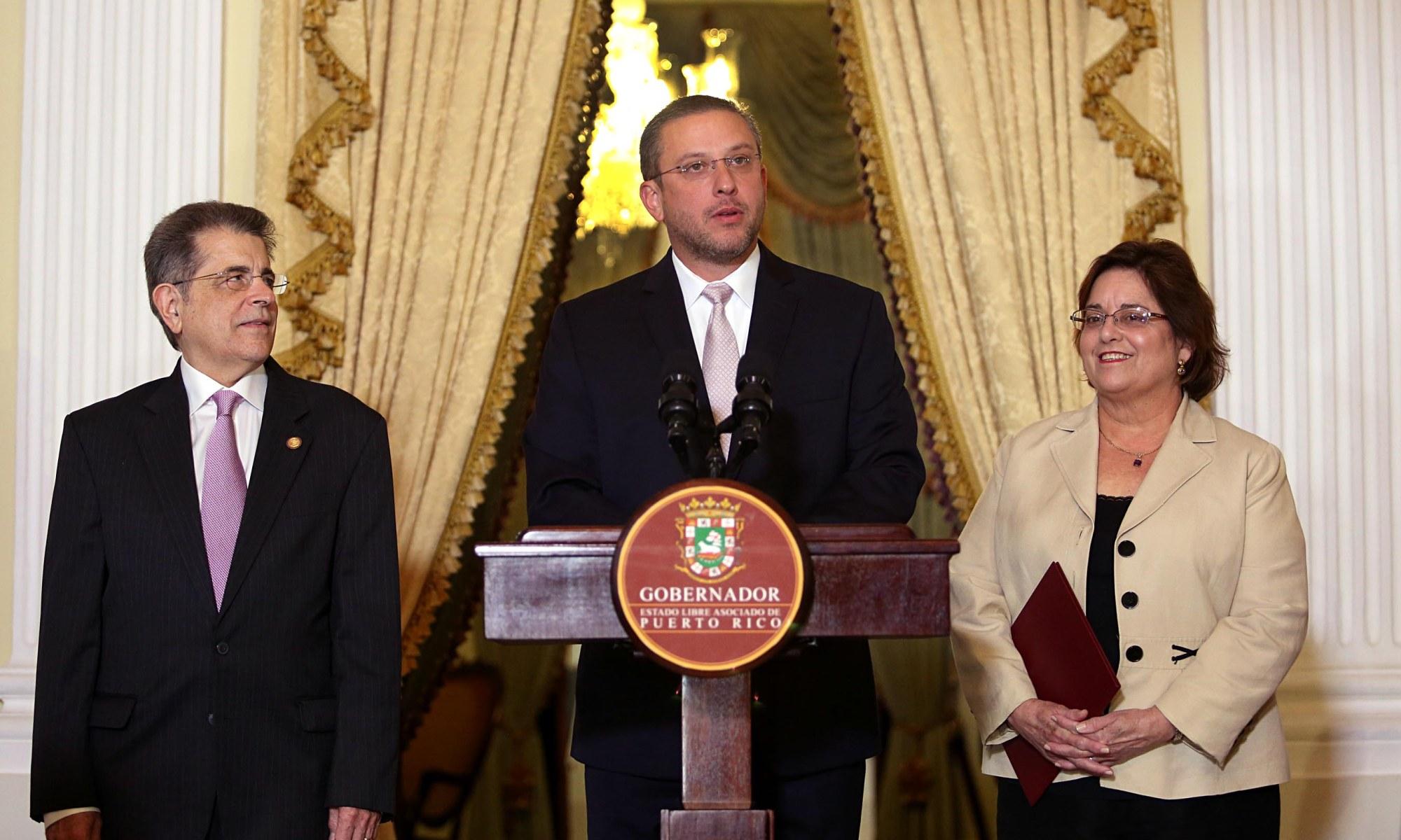 [VÍDEO] Liana Fiol Matta, jueza presidenta del Tribunal Supremo de Puerto Rico