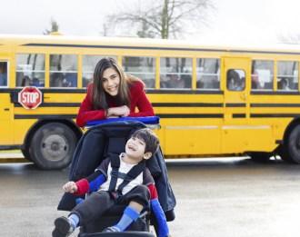 Derechos de niños con necesidades educativas especiales