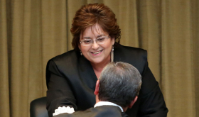 Juramenta Liana Fiol Matta como jueza presidenta del Tribunal Supremo de Puerto Rico