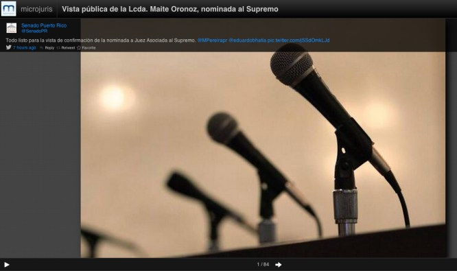 Slideshow Maite Oronoz