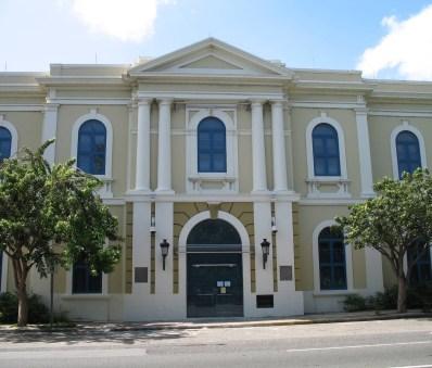 Se examina alternativa estructural al Archivo General de Puerto Rico